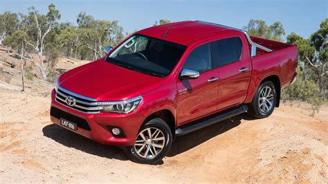 toyota car 2016 2016 toyota hilux tuned for australia with big sales on