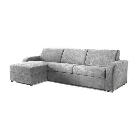 canape angle lit canapé lit d 39 angle avec coffre réversible tissu prix bas