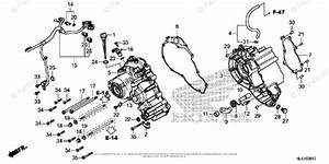Honda Side By Side 2018 Oem Parts Diagram For Sub