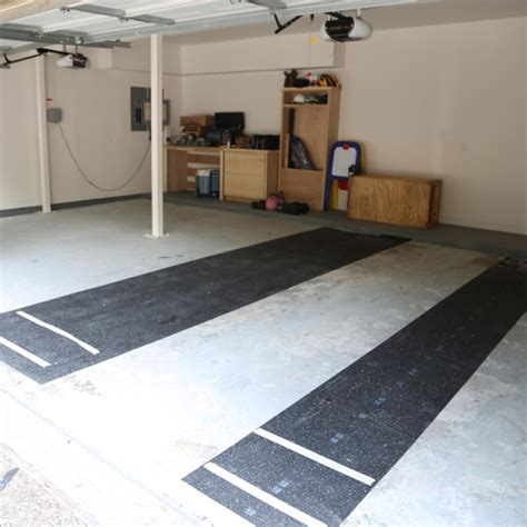 Garage Floor Runners For Car Tires   Carpet Vidalondon