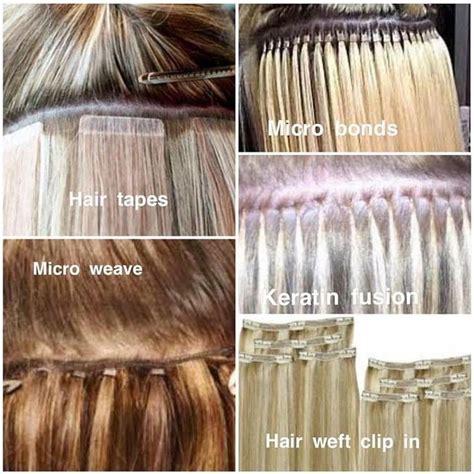 pin tomy hair salon hair extensions bonded hair