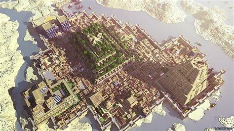 babylon map minecraftnet
