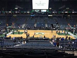 Bmo Harris Bradley Center Section 200 Home Of Milwaukee