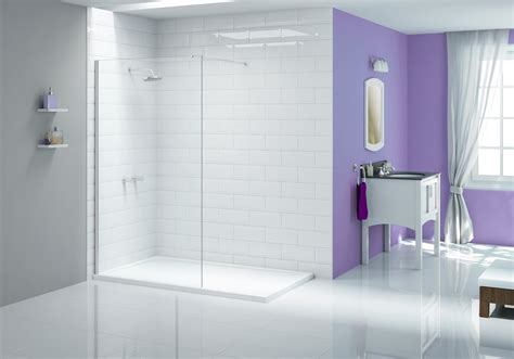 What Are Shower Walls Made Of - showerwall ionic showering