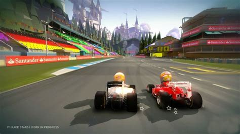 Stay close to this page for all of your f1 practice, qualifying and race results. F1 Race Stars Gamescom screenshots released
