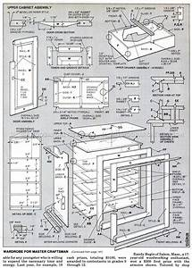 Craftsmans Wardrobe Plans • WoodArchivist