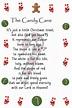 Thoughtful Thursdays: Candy Cane Poem Printable | Creative ...