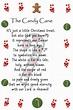 Thoughtful Thursdays: Candy Cane Poem Printable   Creative ...