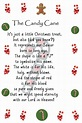 Poem Of A Candy Cane : Before you hand out these treats ...