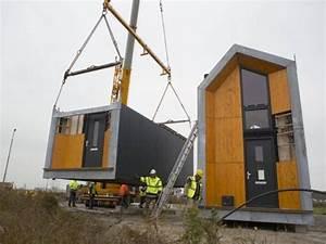 Containerwoning Bouwen In Nederland