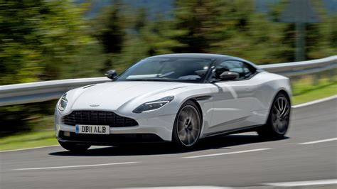 aston martin db review top gear
