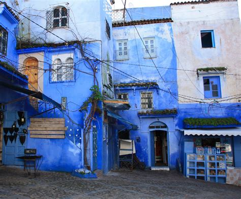 Chefchaouen The Blue City ~ Morocco Travel