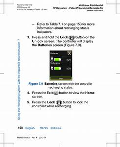 Medtronic 97745 97745 User Manual Part 5 Of 6