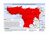 File:Yellow fever vaccination recommendations for Africa ...