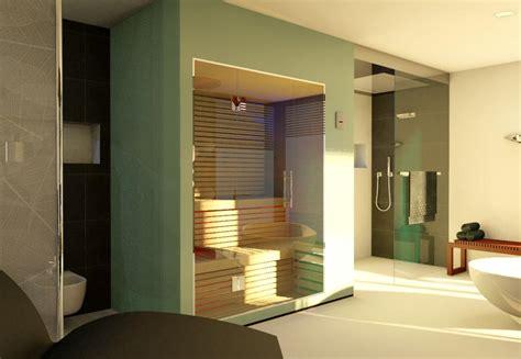 Badezimmer Modern Mit Sauna saunaplanung im bad roomido