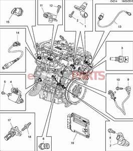 12577245  Saab Camshaft Position Sensor