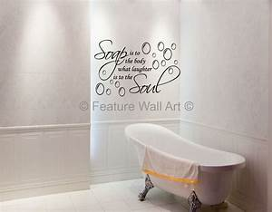 Enhance beauty of walls by wall decorations for Wall plaques for bathroom