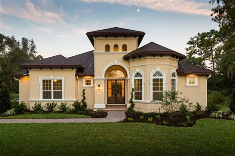 Small Mediterranean House Plans Floor Plan Luxury Home