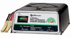 Schumacher Se-3005ma 2  10  50 Amp Fully Automatic Charger