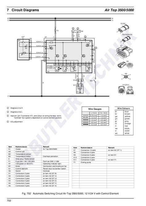 webasto heater wiring diagram view imageresizertool