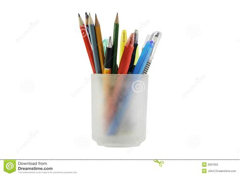 writing tools stock photo image of artist pencil draw