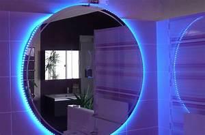 Eclairage Led Salle De Bain : eclairage led d coratif salle de bain 2 pose carrelage ~ Edinachiropracticcenter.com Idées de Décoration