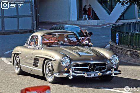 Mercedes Gullwing by Mercedes 300sl Gullwing 23 Listopad 2017 Autogespot