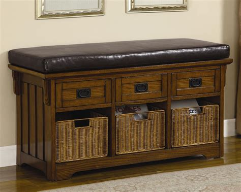 Storage Furniture Bench by Let S Decorate Your Home With A Stunning Upholstered Bench