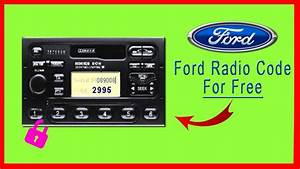 Code Autoradio Ford : ford radio code get it for free youtube ~ Mglfilm.com Idées de Décoration
