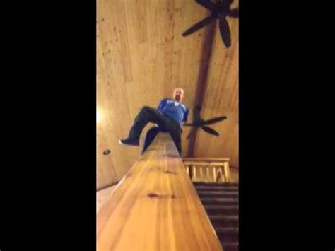 Sliding The Banister by Sliding The Banister