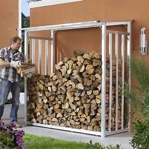 Regal Für Brennholz : kaminholz lager aluminium kaminholzregal profi ~ Eleganceandgraceweddings.com Haus und Dekorationen