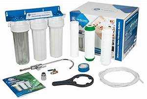 Filter Für Aquarium : 3 stufen wasserfilter anlage set filteranlage f r trinkwasser osmose filter aquarium ~ Orissabook.com Haus und Dekorationen