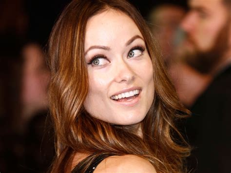 Olivia Wilde Perfectly Sums Up Aging