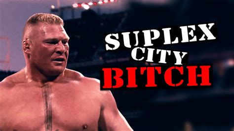 pfv suplex city bitch youtube