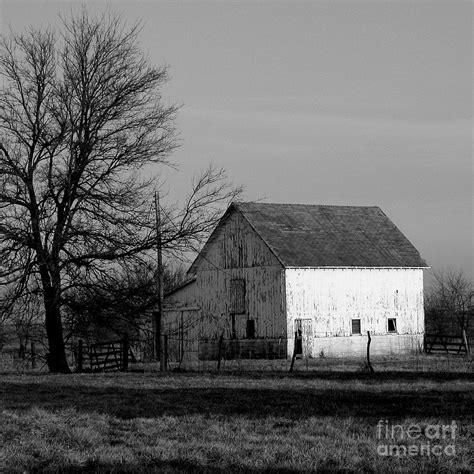 black and white barn black and white barn iv by michelle kelnhofer
