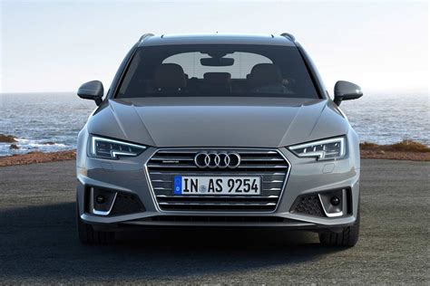 2019 Audi A4 by 2019 Audi A4 Sedan 2019 Audi A4 Avant Revealed Autobics
