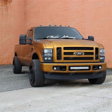 40w led fog lights for 08 10 ford f 250 f 350 f 450 duty