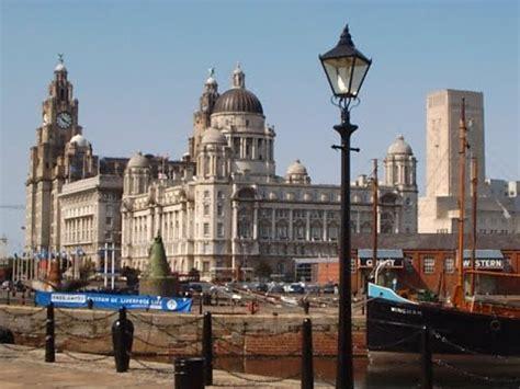 Liverpool England City