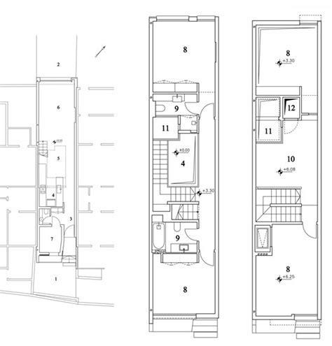 narrow house by ohad yehieli
