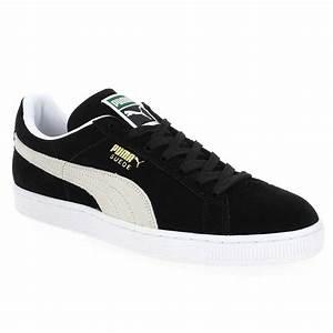 Basket Puma Noir Homme : chaussure puma suede classic noir 4886701 pour homme et pour femme jef chaussures ~ Melissatoandfro.com Idées de Décoration
