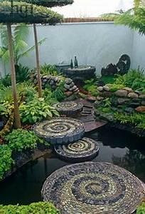 21 Diy Stepping Stones To Brighten Any Garden Walk