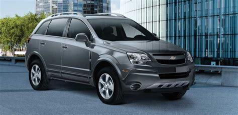 2013 Captiva Sport  Crossover  Chevrolet Caribbean