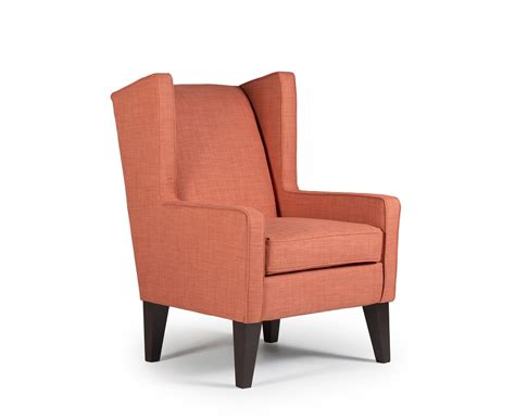 Accent Chairs by Karla Wing Back Accent Chair