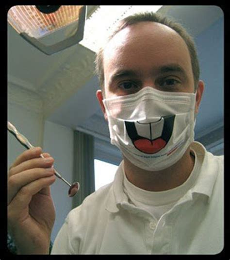 funnypictures funny pictures dentists masks