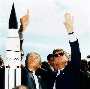 JFK Part III: The Space Race - Clubhouse News