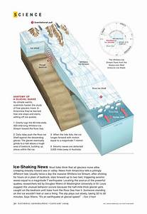 Anatomy Of A Glacial Quake By Hiram Henriquez For National