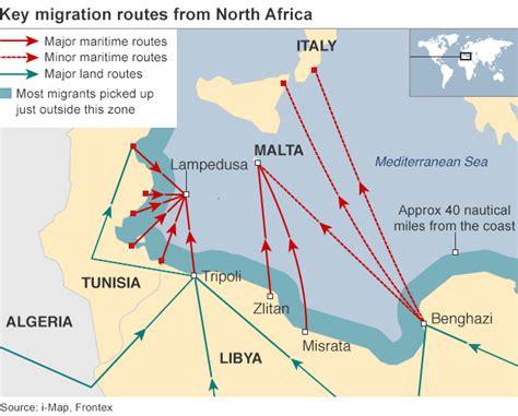 siege med human smuggling in libya ms risk