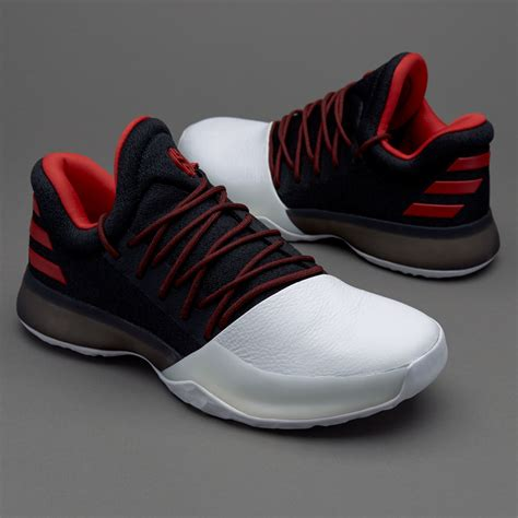 mens shoes adidas james harden crazy   black