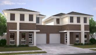 duplex designs by zac homes