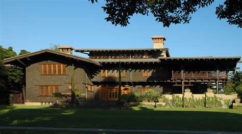 craftsman style homes interior gamble house pasadena california